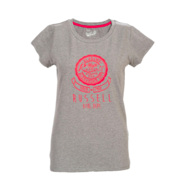 russell athletic ladies tee